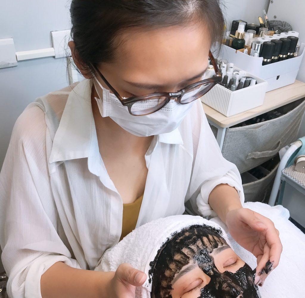 艾莉美睫設計-皮膚管理